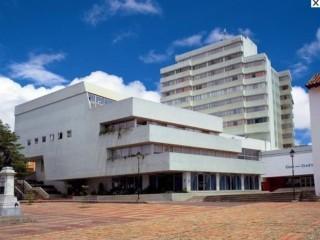 Fachada. Hotel Hunza Fuente: hotelhunza.com